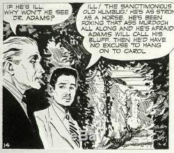2nd Week Carol Day Art #14 September 1956 David Wright