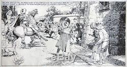 3 MUSKETEERS ORIGINAL ART MASTERPIECE ARTURO DEL CASTILLO CAP 7 Pg 2