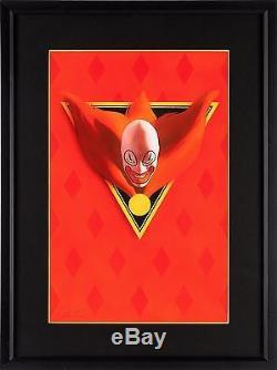 ALEX ROSS Kurt Busiek's Astro City Cover Painted Original Art (DC, 1999)