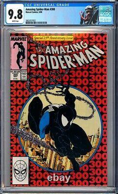 Amazing Spider-Man #300 CGC 9.8 1st full appearance of Venom! KEY ISSUE! L@@K