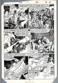 Avengers #267 Page 12 Original Comic Book Art John Buscema 1986
