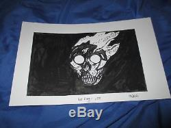 BALTIMORE Original Art Page by Mike Mignola (HELLBOY/BPRD/MOVIE/TIN SOLDIER)