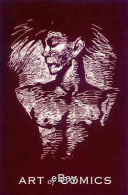 BLUEBERRY LE PRIX DU SANG PLANCHE 9 Signée Colin Wilson planche originale