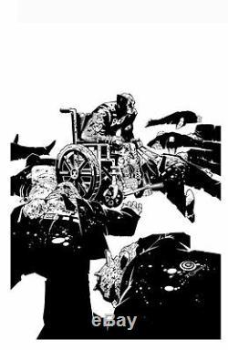 Bachalo, Chris Wolverine & The X-men 8 Cover Art (2012)