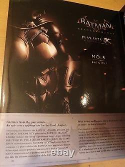 Batman Arkham Knight Batgirl Play Arts Kai Figure New And Sealed