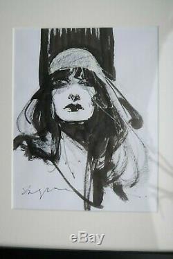 Bill Sienkiewicz Electra Original Art