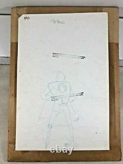 CAPTAIN AMERICA #233 P. 3 (1979) Buscema-Perlin-Parker Rare Original Comic Art