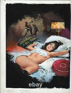 Carlo Jacono Segretissimo Copertina Originale Cover Couverture