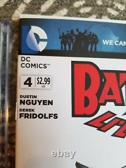 Catwoman PEACH MOMOKO Original Blank Sketch Cover Signed DC Comics Batman