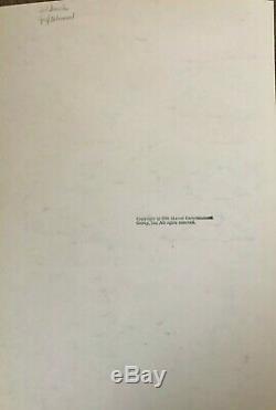 Conan the Barbarian Original Art Page Marvel Issue #198 Pg #9 Semeiks Art