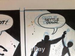 DARWYN COOKE Original Art CATWOMAN Selina's Big Score Interior Page