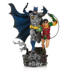 DC Comics Batman & Robin 1/10 Deluxe Art Scale Limited Edition Statue IN STOCK