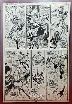 Daredevil #101 Pg. 26 Original Art