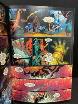 Daredevil v2 #6 p. 21 Original Art Page JOE QUESADA & JIMMY PALMIOTTI