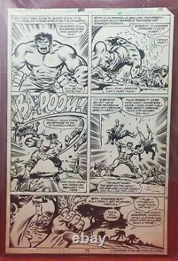 Defenders #80 Pg. 11 Original Art