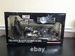 Final Fantasy VII Advent Children Play Arts Action Figure Cloud & Fenrir