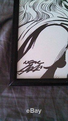 Frank Miller Batman Original Sketch Art/Jae Lee/Neal Adams