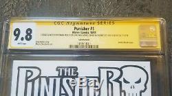 Frank Miller Original Punisher sketch cgc original art sketch Daredevil Batman