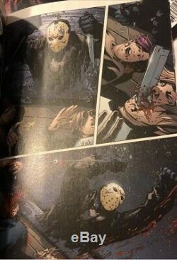 Friday the 13th Comic Book collection #1-#6 Brand New Jason Voorhees