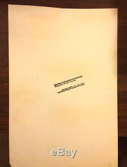 G. I. Joe Original art page Marvel comics 1988