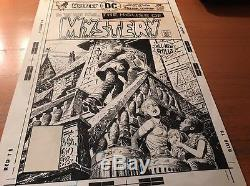 House Of Mystery #242 Cover