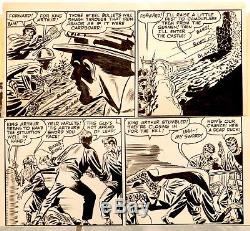 INFANTINO Golden Age FLASH 1949 unpublished