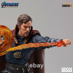 Iron Studios Avengers Endgame Doctor Strange BDS Art Scale 1/10 Statue