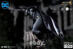 Iron Studios Batman Deluxe Limited Version Art Scale 1/10 + FREE MYSTERY GIFT
