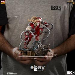 Iron Studios Marvel Comics Omega Red BDS Art Scale 1/10 Statue US SELLER