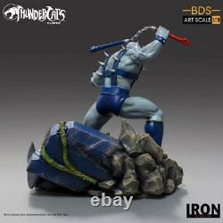 Iron Studios Thundercats BDS Art Scale 1/10 Panthro Statue