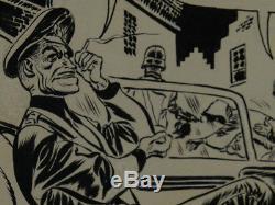 JOE KUBERT. ALL NEW Comics page. 1944
