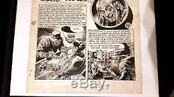 Jack Davis The Haunt of Fear#24 page 01 Splash Page EC