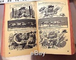 Jack Davis comic art page MAD Magazine parody Little Miss Marker Shirley Temple