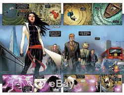 Jim Cheung Original Artwork Astonishing X-Men #1 Double Page Spread