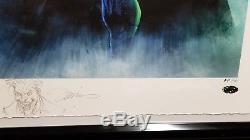 Jim Lee Remarqued Joker Sketch