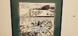 John Byrne Original Art Hulk, Issue 315, Page 2 - Signed