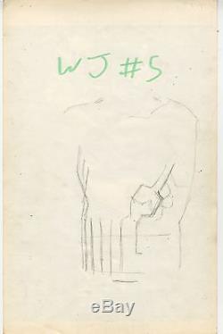 Jorge Zaffino original art- PUNISHER War Journal #5 Pin-up page