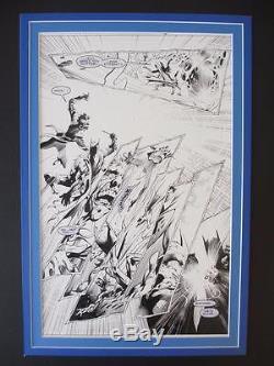 Justice League Another Nail #3 (Original Art)Page 43 Alan Davis & M. Farmer