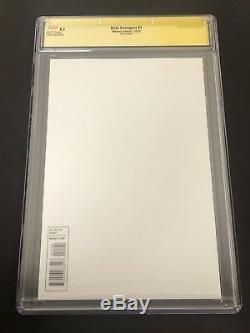 Kenneth Rocafort Magik X-Men Original Sketch Art CGC 9.2! Marvel Comics