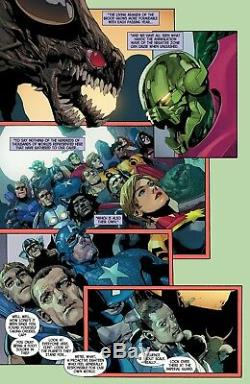 Leinil Yu Signed 2013 Avengers Original Art-capt. America, Capt. Marvel, Thor
