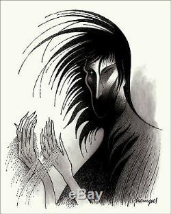 Marc Hempel Original Art The Sandman