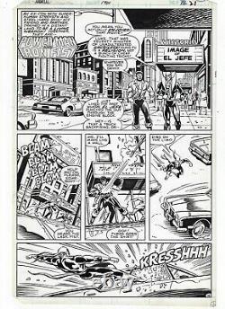Marvel Team-up # 4 Annual 1981 Trimpe Esposito John Byrne Page 16 Splash