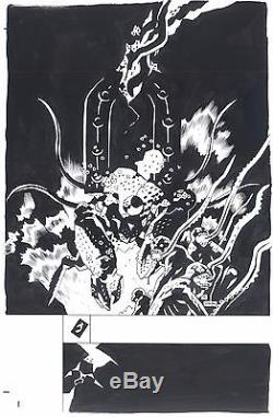 Mike Mignola BPRD cover