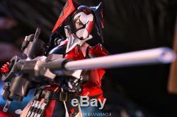 Original Japan Play Arts Kai DC Comics By Tetsuya Nomura Harley Quinn Joker