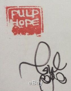 PAUL POPE Original Art BATMAN YEAR 100 #3 p 10 Signed