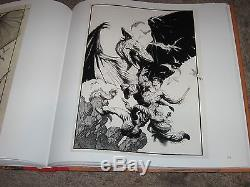 PORTFOLIO Signed/Numbered HB Hard Back Book by Mark Schultz Xenezoic Tales