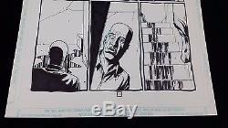Preacher #23 Page 14 Original Art Herr Starr. Garth Ennis Steve Dillon