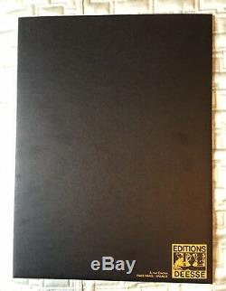 RARE VINTAGE JOHN BYRNE (X-MEN) Portfolio 1993 Editions Deesse Signed & Numbered