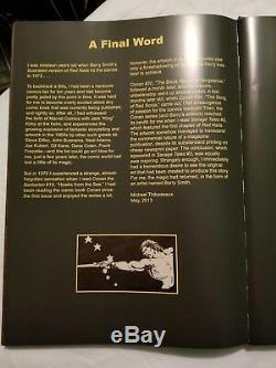 Robert Howard's Conan Red Nails Original Art Archives Vol. 1 2013 Genesis West