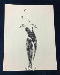 SPIDER-GWEN Original Art by BRUCE TIMM-Gwen from Edge of Spider-verse 2 not CGC